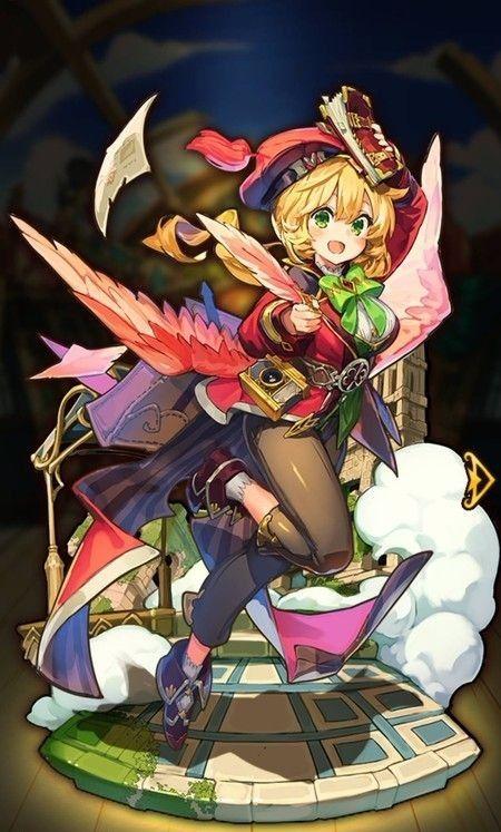 【ラスピリ】リッシュの評価・ステータス - Gamerch