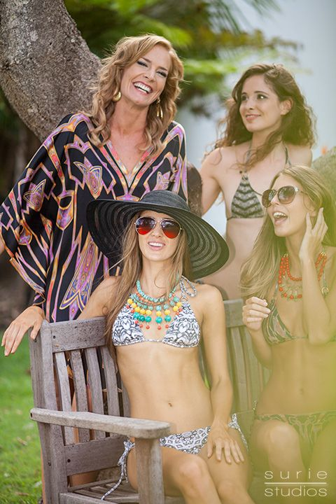 Location: Cabarita Ocean Health Retreat  Fashion / Wardrobe: Colin Heaney, Anna Design Make Up Artists: Alyce Chapman; Bexi Foord; Jodie Morine; Remi Nashed;  Hair: Holly Marsh Models:Angela Hill; Chloe Hirst; Emma Sengstock; Erin Connor; Gemma White; Lydia Mocerino; Meg Lake; Sarah Hegarty; Silka Kurzak; Tara Wraith; Teliah Furner;  Production Manager: Valentina Rossi (Surie Studios) Photography & Post Production: Jonathan Hoole (Surie Studios) Production Assistant: Jessica Dorizac