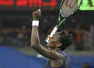 Blog Esportivo do Suíço:  Venus Willians vence, vai à semi e enfrenta algoz de Serena em Wuhan