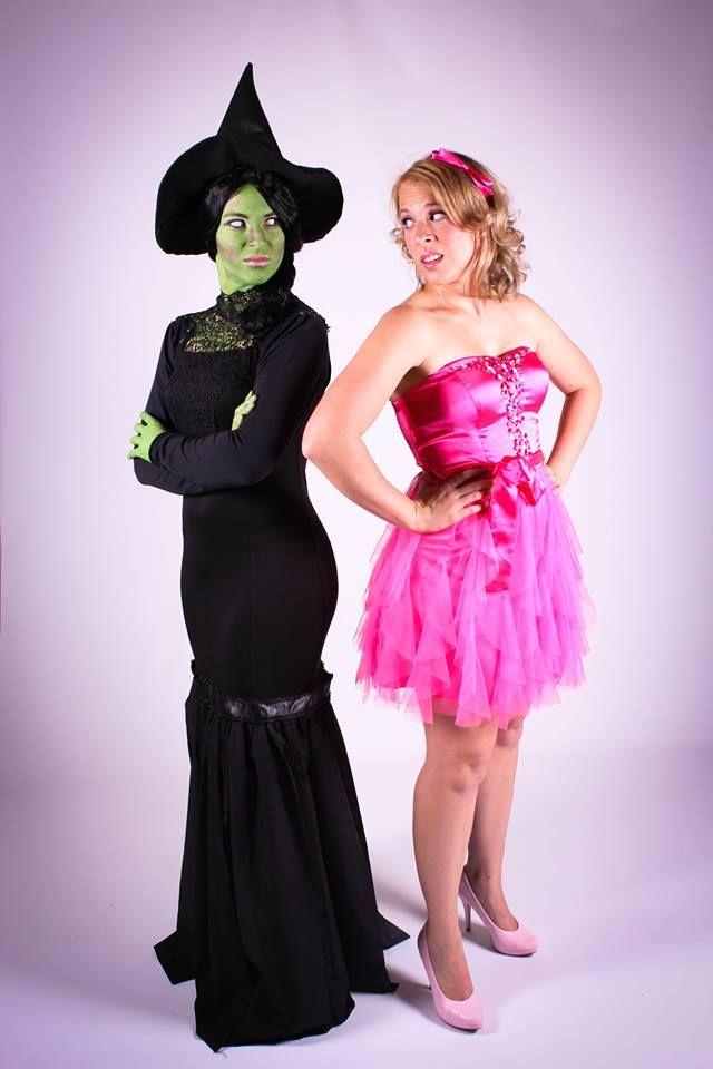 Above told Adult costume glinda halloween