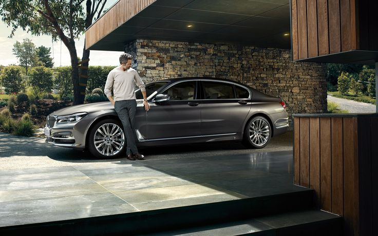 BMW 7 Series Sedan : Images & videos