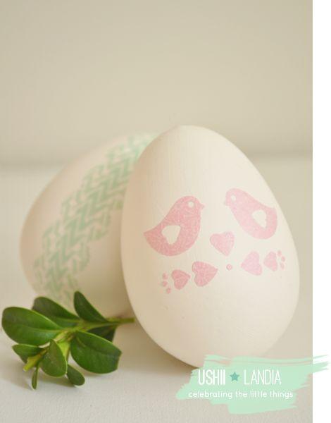 www.ushiilandia.blogspot.com Wielkanocne przymiarki, wiejskie pyszności i wielce łatwy tutorial