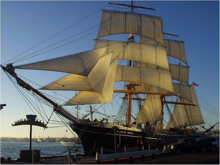 el velero mas antiguo del mudo