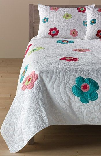 Free shipping and returns on AMITY HOME 'Jane' Cotton Quilt at Nordstrom.com. <b>Limited Time Savings: Save 20% on selected items for bed, bath and home, now through January 19, 2015.</b><br><br>Delightful blooms bring just-right color to a charming cotton quilt that's sure to brighten any room.