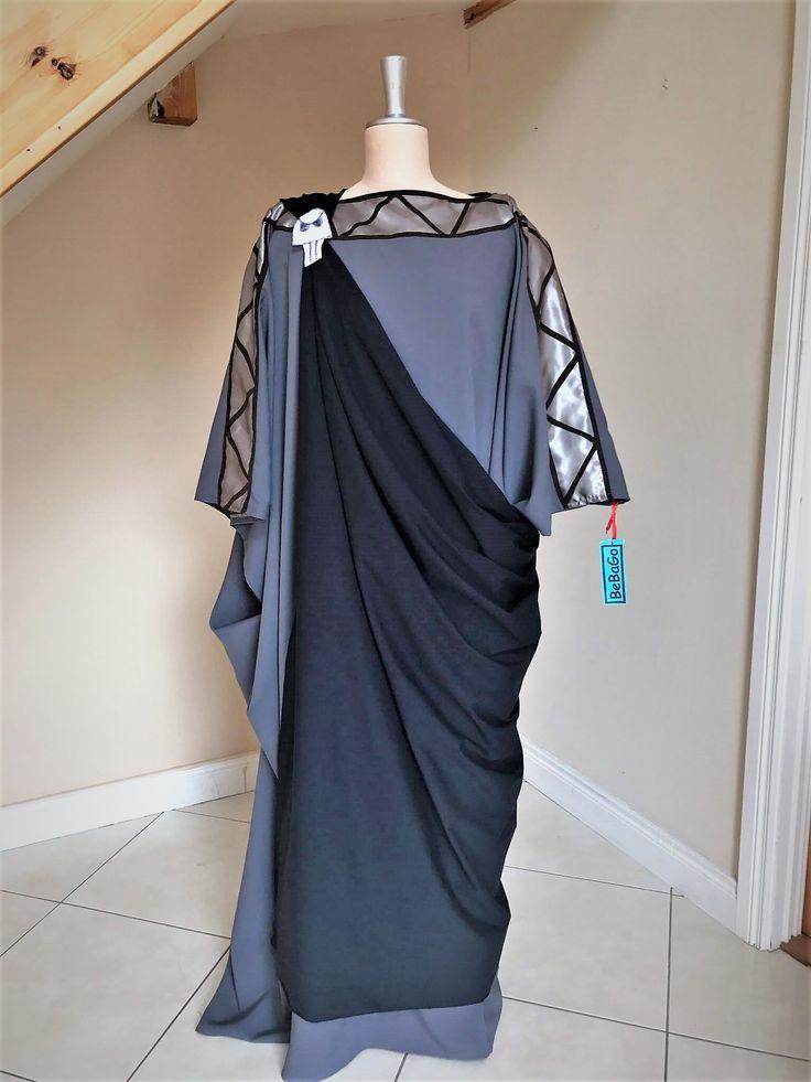 Hades costume template