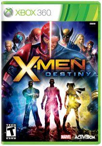 X-Men: Destiny for Xbox 360  $59.99