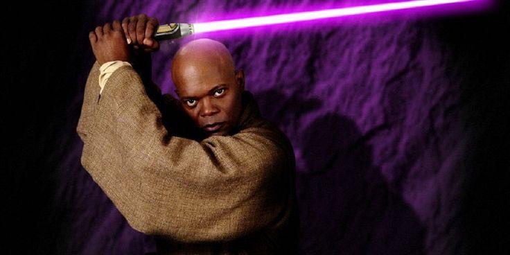 samuel l jackson mace windu 12 Most Powerful Jedi in the Star Wars Universe