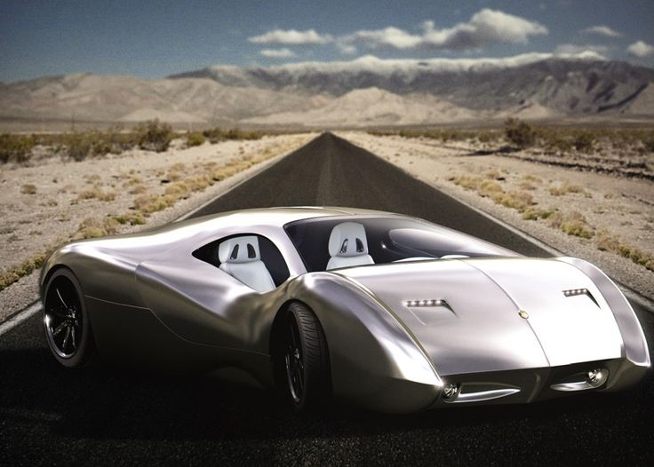 290mph reaching LM2 streamliner car debuts at 2015 new york auto show