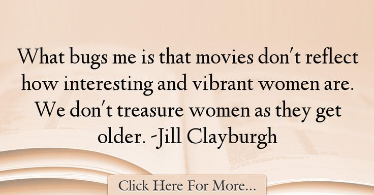 Jill Clayburgh Quotes About Movies - 50131