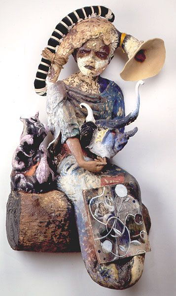 122 Best Images About Clay And Other Fabulous Sculpture On