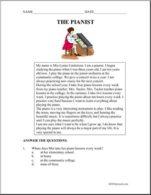 Worksheets Beethoven Lives Upstairs Worksheet 1000 images about composers on pinterest lesson plans mad lips and student centered resources