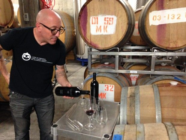 "Growing Arizona Wine with Maynard James Keenan Maynard James Keenan in his Judith Vineyard, Jerome, Arizona, November 2014 ""No one knows if Nebbiolo works here, so why not just try it?""…"