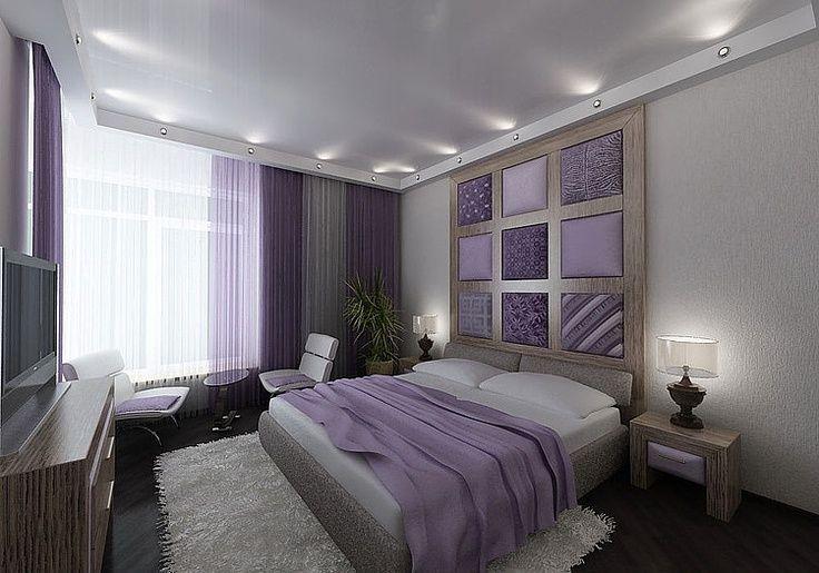 Purple White Gray Taupe Bedroom Purple Purple Amp More