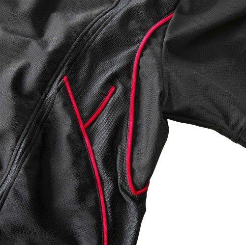 Men's LaFerrari polo-shirt #ferrari #ferraristore #laferrari #poloshirt #polo #men #him #limitededition #maranello #performance #innovation #style #ss2014 #springsummer2014 #madeinitaly #black #detail #elastan #nylon