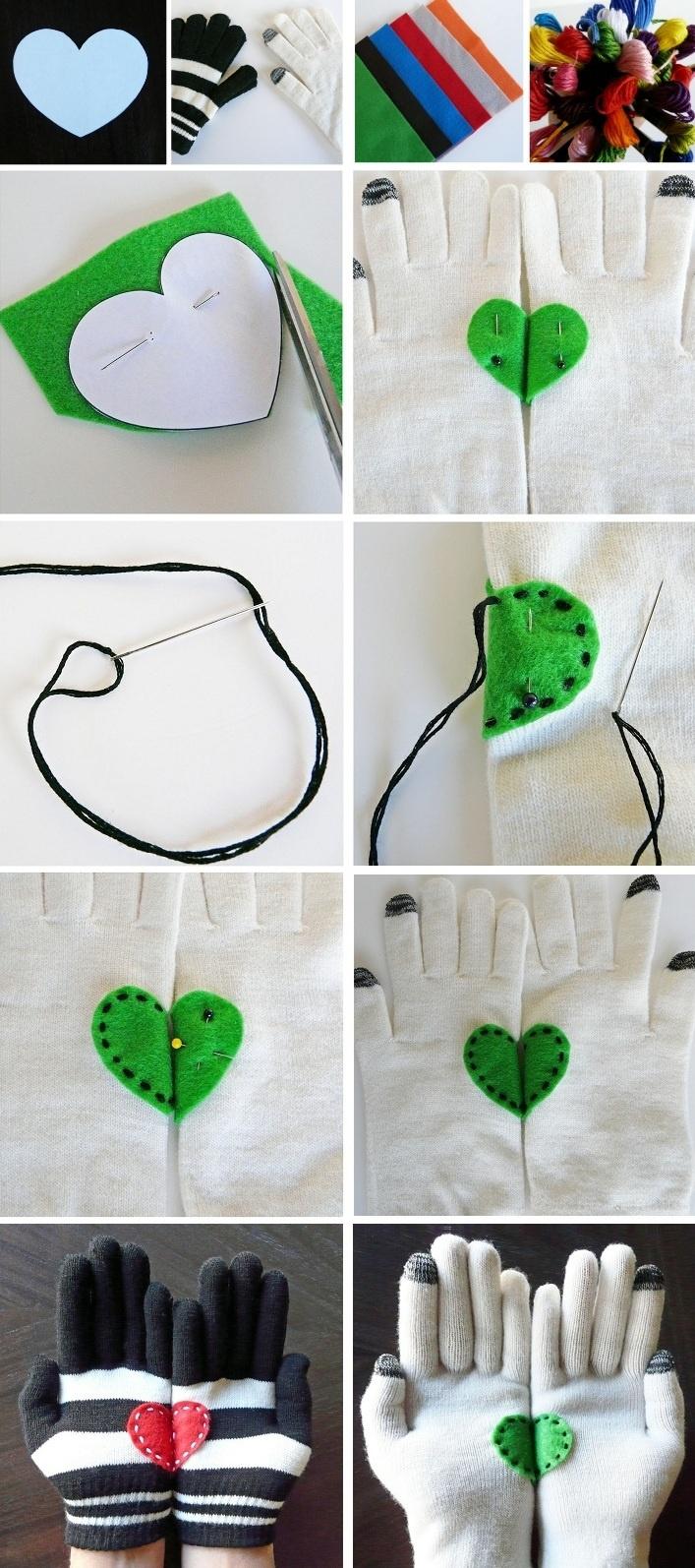 Bel #tutorial pre-San Valentino! ~ Nice pre-Valentine's Day #DIY tutorial! Thanks to @Noemí bloom {blog} :) via blog-it.dawanda.com