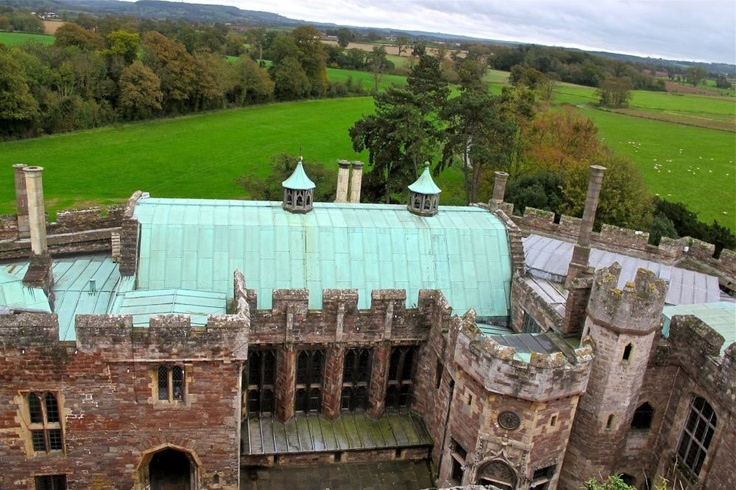 The Great Hall, Berkeley Castle