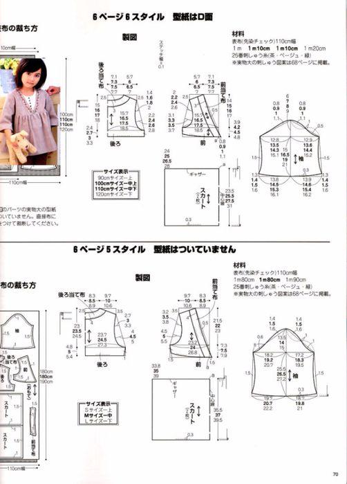 Pin de anna michailidou en sewing | Pinterest | Patrones de vestidos ...