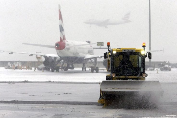 Heathrow Airports $50 Million Bad Weather Investment Pays Off  A plough clears snow from Heathrow Airport in January 2013. The airport spent $50 million on snow-clearing and de-icing equipment. Associated Press  Skift Take: A light dusting of snow is usually enough to bring the UK to a total standstill. In that sense keeping Heathrow open is a pretty good achievement even if it did cost the airport $50 million.   Patrick Whyte  Read the Complete Story On Skift  http://ift.tt/2t6RQ0H