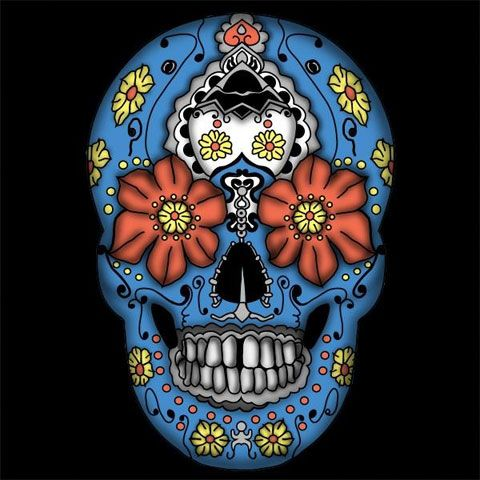 sugar skull シュガースカル