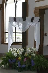 easter church decorations - Bing Images
