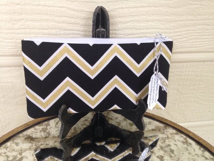 New Orleans Wedding Gift Bag Ideas : ... bag, ID case. Great gift or stocking stuffer. Wedding party gifts! New