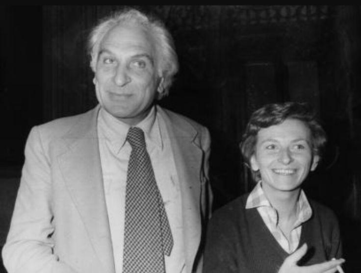 Marco Pannella e Emma Bonino.