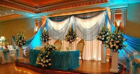 This is more for quinceañera event, looks real nice can also be for wedding