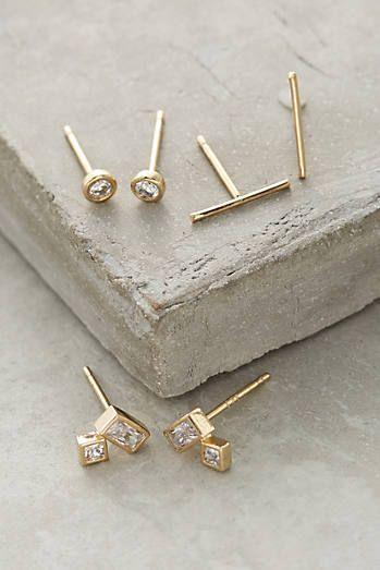 Galen Earrings Set