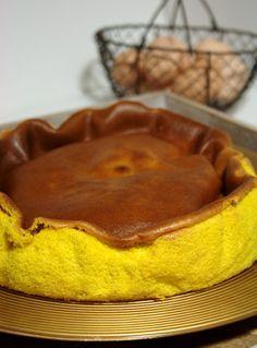 Wet sponge cake / Pão-de-ló húmido