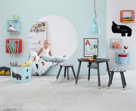 Silly U, Zoopreme, Påslakanset, Vagn/vagga, Blå Sängkläder till vagn & vagga Textilier Barnrum på nätet hos Lekmer.se