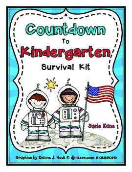 Getting Ready for the first week of kindergarten is an enormous task! You need to prepare materials for 5 year olds as well as materials for parents! There is usually an orientation time, a letting go time, and a bonding time! The complexities of the first week of kindergarten can be over-whelming!