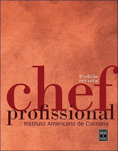 Livro Chef Profissional
