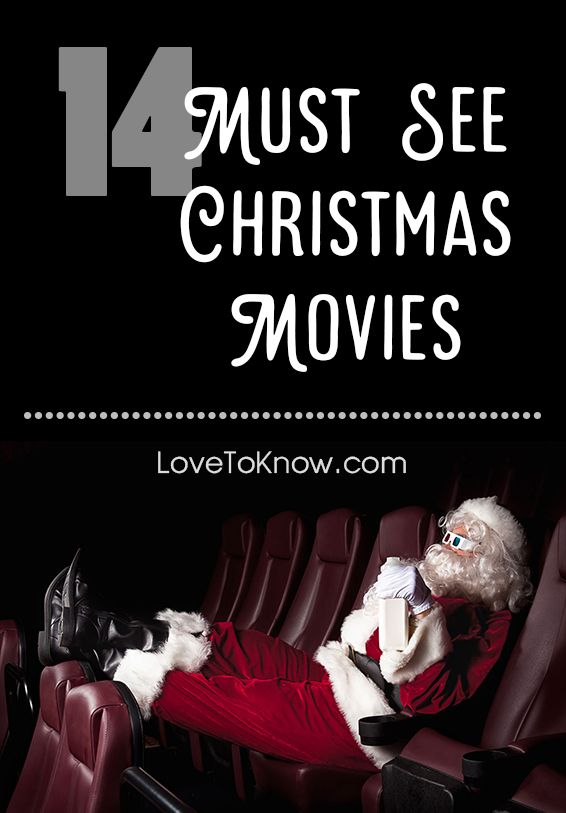 With so many Christmas movies to choose from, make this year memorable by watching the best. From old favorites to newcomers, the following ten holiday films boast popularity with the public as well as high ratings from critics. Get ready to curl up by the fireplace with the greatest Christmas movies of all time. | 14 Must See Christmas Movies from #LoveToKnow