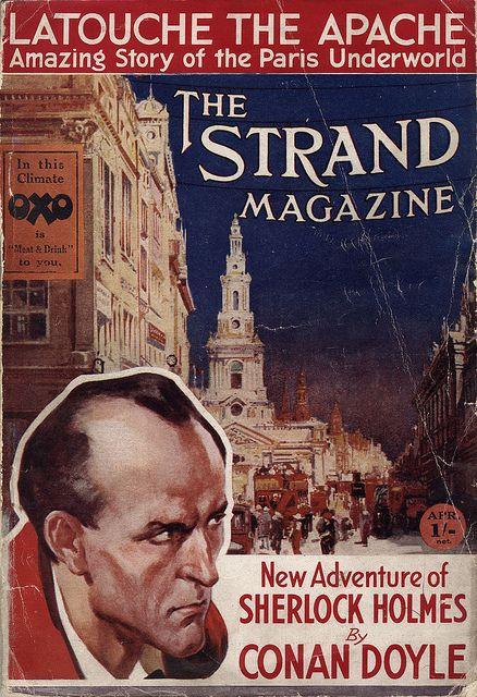 The Strand Magazine, vol. 73, April 1927 | Flickr - Photo Sharing!
