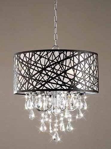 1000 ideas sobre l mparas modernas de cristal en - Ver lamparas de techo modernas ...
