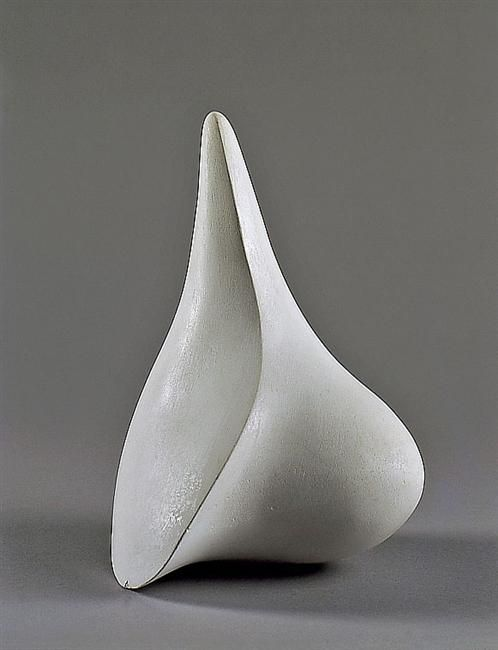 jean arp sculpture | Jean Arp, Metamorphosis , 1935, Plaster, Arp Foundation, Clamart ...