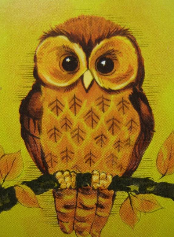 Owl 57 1000+ ideas about Vint...