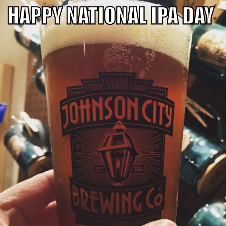 In observance of National IPA Day - join us for your local Hopollo 13 IPA! Doors open 5pm-9pm and Sweet Pale Ale is BACK!