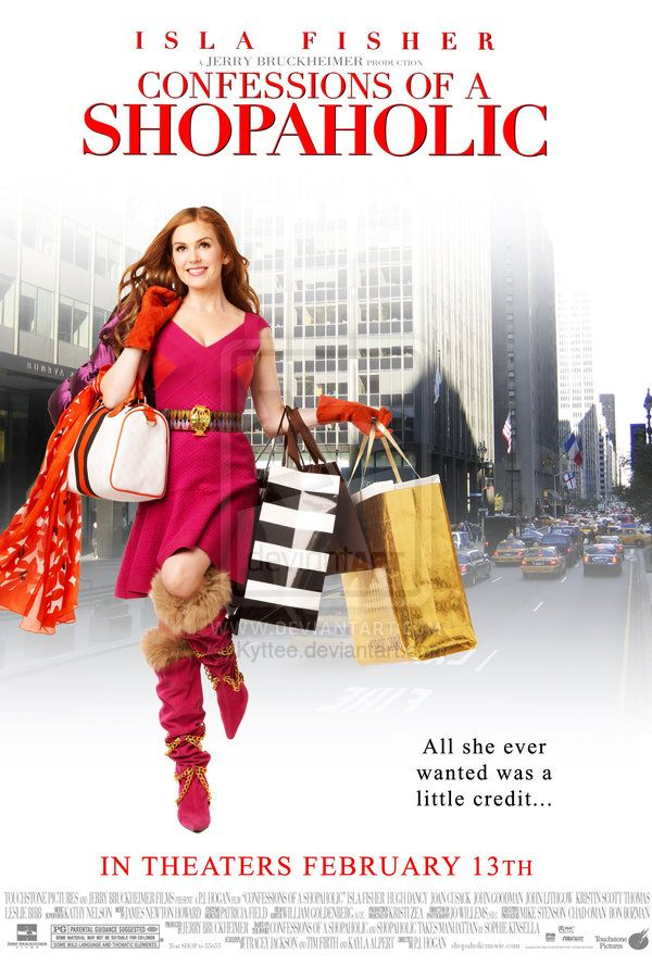 Confessions of a Shopaholic | The Best Of Hollywood ...