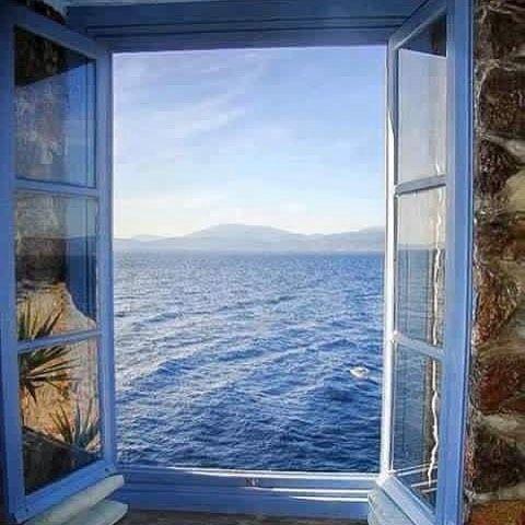 Trikeri | Greece  #greece #trikeri #window #view