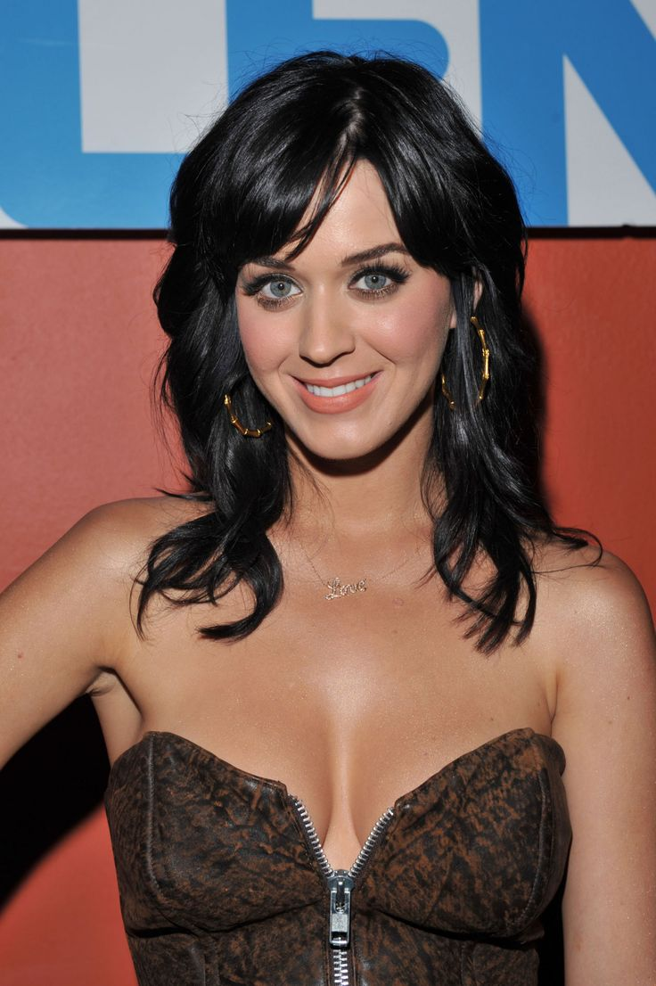 Katy Perry Lovely Hairstyles 2011