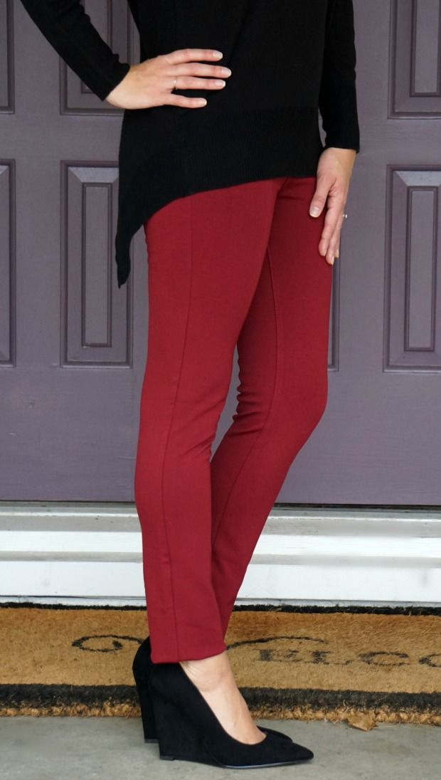 Liverpool Anita Skinny pants. like the color, fit and description that they are comfy and stretchy.