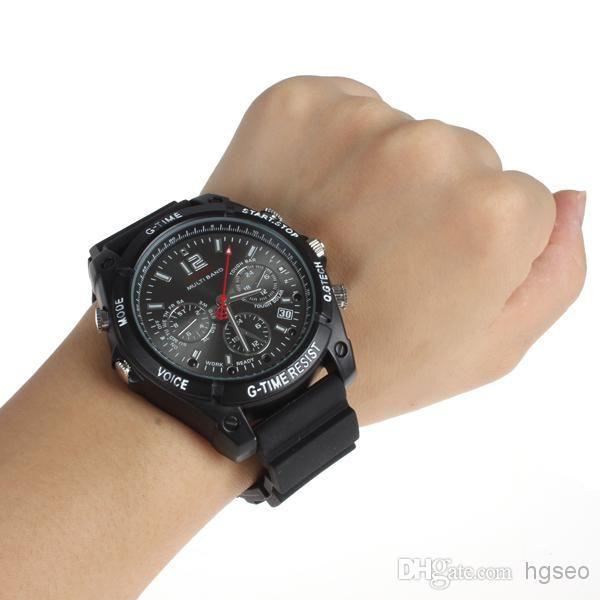 Spy Camera Watch - China-Wholesale-Electronics.com