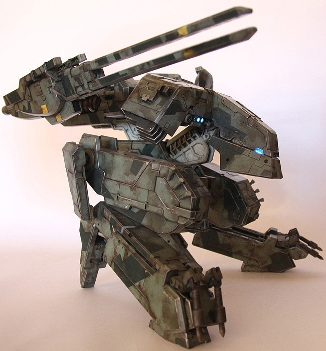 """Metal Gear """"Rex"""" - Really nice colour variation from the original"""