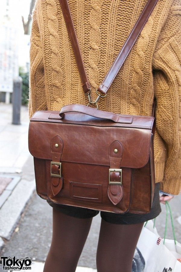 It can't hurt to buy another mori kei bag, would be my third. I fell in love with vintage like bags and i already bought too *sooo addicted*