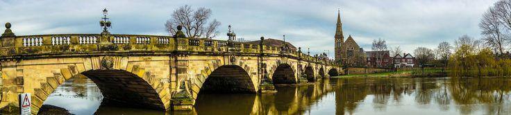 https://flic.kr/p/Sd79V1 | The English Bridge | Over The River Severn, Shrewsbury, UK