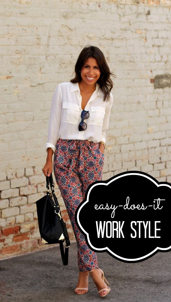 Lovely looks for the office by day … and happy hour after work. Click for pics!