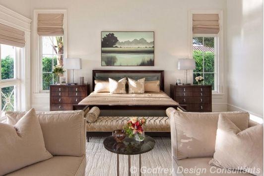 Gorgeous master bedroom design idea