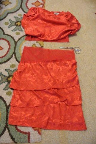 Un blog qui donne des idées pour transformer des vêtements achetés dans des friperies à très bas prix. Génial!