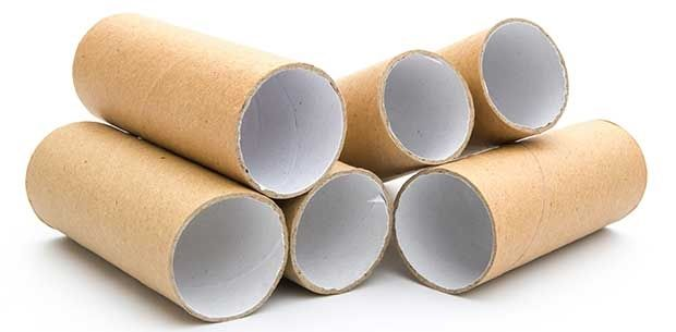 Don't be so quick to throw out those toilet and paper towel rolls! Put the rolls to good use with these 10 great ideas.